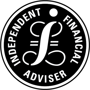 Independent Financial Adviser Logo Vector