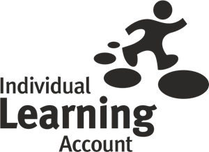Individual Learning Account Logo Vector