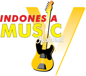 Indonesia Music Festival Logo Vector