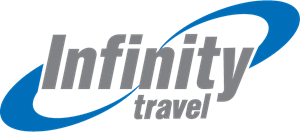 Infinity Travel Logo Vector
