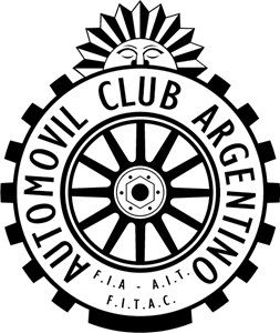 Insignia Automovil Club Argentino Logo Vector
