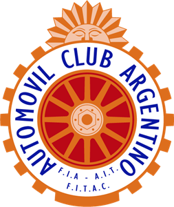 Insignia Automovil Club Argentino (color) Logo Vector