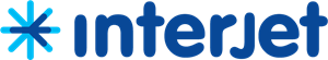 Interjet Logo Vector