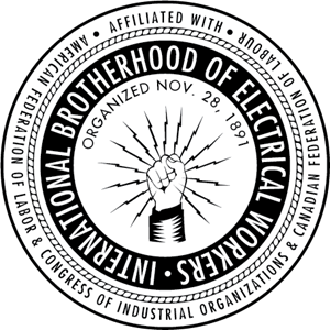 International Brotherhood Of Electrical Workers Logo Vector