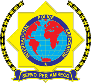 International Police Assosiation Logo Vector