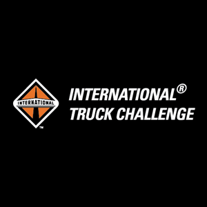 International Truck Challenge Logo Vector