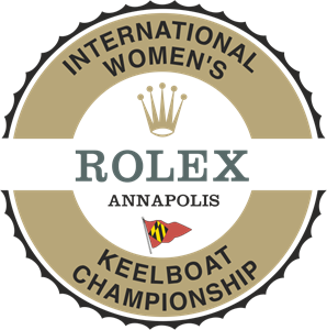 International Women's Keelboat Championship Logo Vector