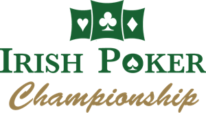 Irish Poker Championship Logo Vector