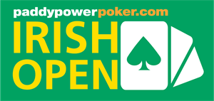 Irish Poker Open Logo Vector
