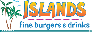 Islands Restaurant Logo Vector