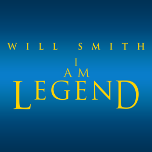 I Am Legend Logo Vector