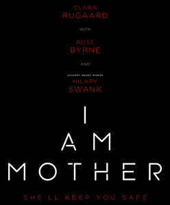 I Am Mother Logo Vector