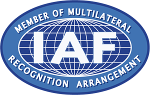 IAF - Recognition Arrangement Logo Vector