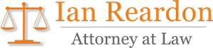 Ian Reardon Attorney at Law Logo Vector