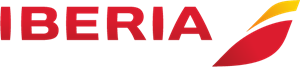 Iberia Airline Logo Vector