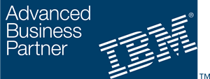 IBM Advanced Business Partner Logo Vector