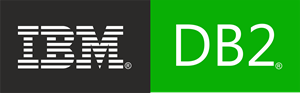 IBM DB2 Logo Vector