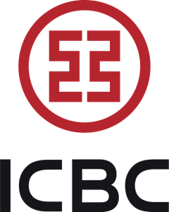 bank icbc indonesia logo vector ai free download