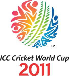 ICC Cricket World Cup 2011 Logo Vector