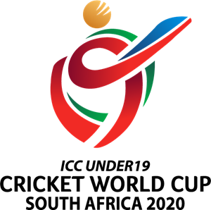 ICC Under19 Cricket World Cup South Africa 2020 Logo Vector