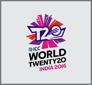 ICC World cup T20 INDIA Logo Vector