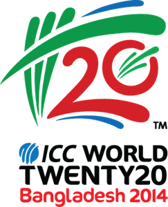 ICC WORLD TWENTY20 BANGLADESH 2014 Logo Vector