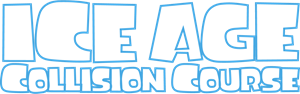 Ice Age Collision Course Logo Vector
