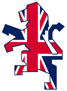 Ice Hockey UK Logo Vector