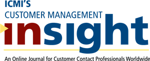 ICMI's Customer Management Insight Logo Vector
