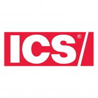 ICS Diamond Tools and Equipment Logo Vector