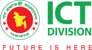 ict division Future is here Logo Vector
