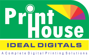 ideal print house Logo Vector