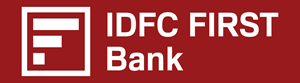IDFC FIRST BANK Logo Vector