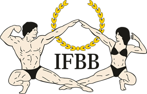 IFBB - International Federation of Body Builders Logo Vector
