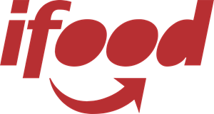 Ifood Logo Vector