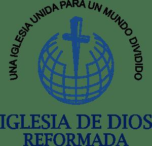 iglesia de dios reformada logo vector ai free download