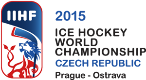 IIHF 2015 World Championship Logo Vector