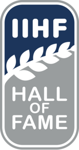 IIHF Hall of Fame Logo Vector