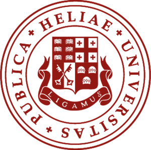 Ilia State University Logo Vector