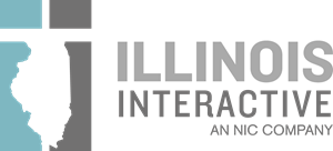 Illinois Interactive, An NIC Company Logo Vector