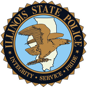 Illinois State Police Logo Vector
