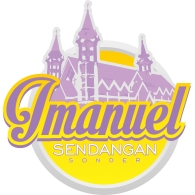 Imanuel Church Emblem Logo Vector