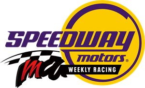 IMCA Speedway Motors Weekly Racing Logo Vector
