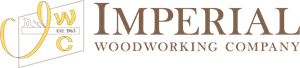 Imperial Woodworking Company Logo Vector