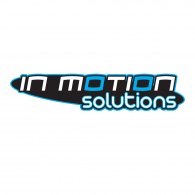 In Motion Solutions Logo Vector