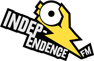 Independence FM Radio Logo Vector