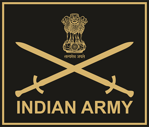 Indian Army Logo Vector