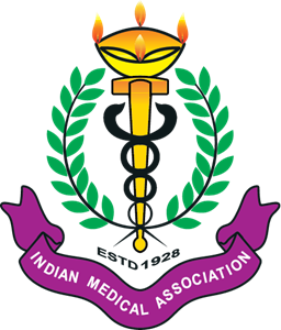Indian Medical Association Logo Vector