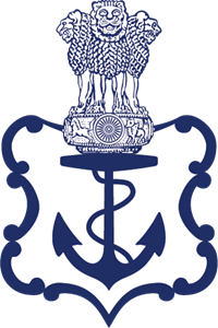 Indian Navy Logo Vector