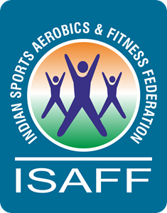 INDIAN SPORTS AEROBICS & FITNESS FEDERATION Logo Vector
